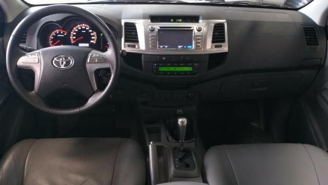 Hilux srv 3.0 diesel 2014 automatica - Foto 7