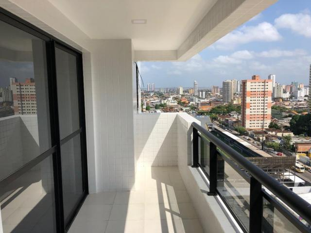 Ed. Águas de março - apto 89 m² - 3/4 sendo 1 suíte - 18º andar - Foto 4