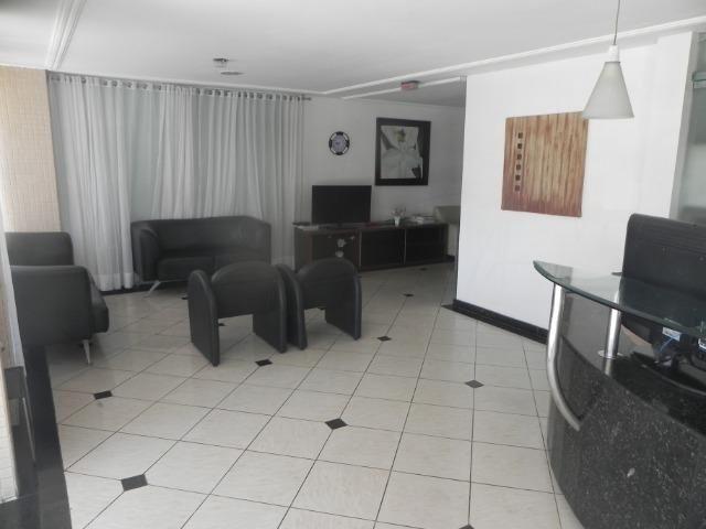 605 - Flat mobiliado em Cabo Branco 50m da praia - Foto 9