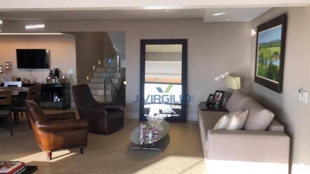 Apartamento triplex com 4 dormitórios à venda, 400 m² por r$ 1.399.000,00 - setor nova sui - Foto 14