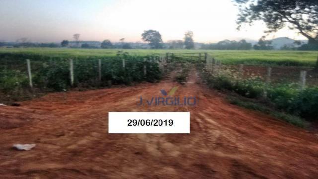 Área à venda, 290400 m² por R$ 1.200.000,00 - Zona Rural - Nazario/GO - Foto 4