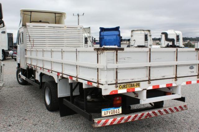 Ford cargo 816 s cabine suplementar e carroceria - Foto 18