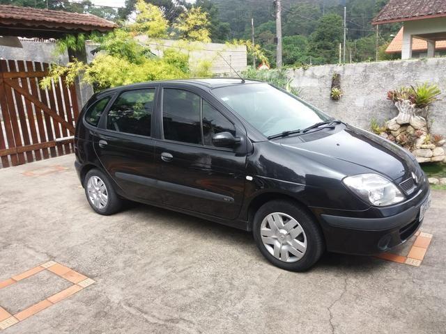 Vendo Renault Scenic Authentique - 1.6 flex 2007 - Foto 2
