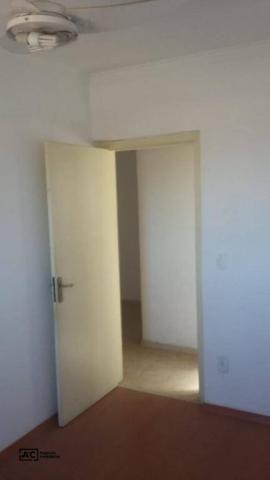 Apartamento residencial para locação, jardim santa esmeralda, hortolândia. - Foto 9