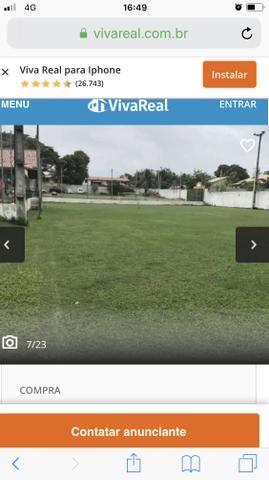 Campo de Futebol Society - Lagoa Redonda
