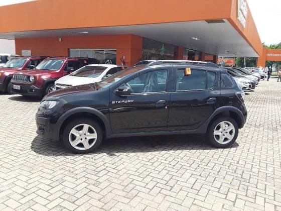 SANDERO 2018/2019 1.6 16V SCE FLEX STEPWAY EXPRESSION MANUAL - Foto 9