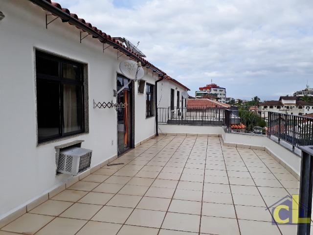 Cobertura com vista para montanha em Itacuruçá - Foto 13