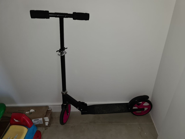 Patinete/scooter adulto usado duas vezes - Foto 4