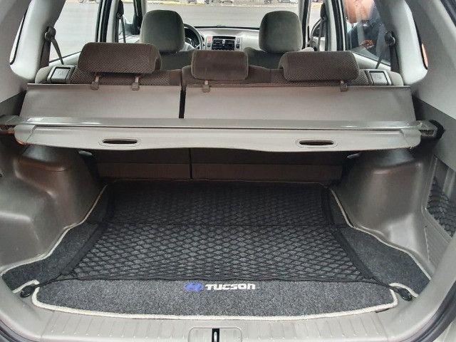 Hyundai / Tucson GLS Automática - Completa - único dono - Nova ! - Foto 13