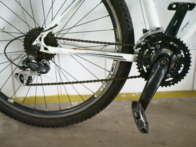 Bike Mosso, Relação Shimano Alívio - Foto 5
