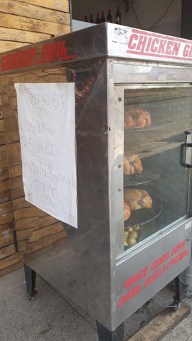 Máquina de assar frango  - Foto 2