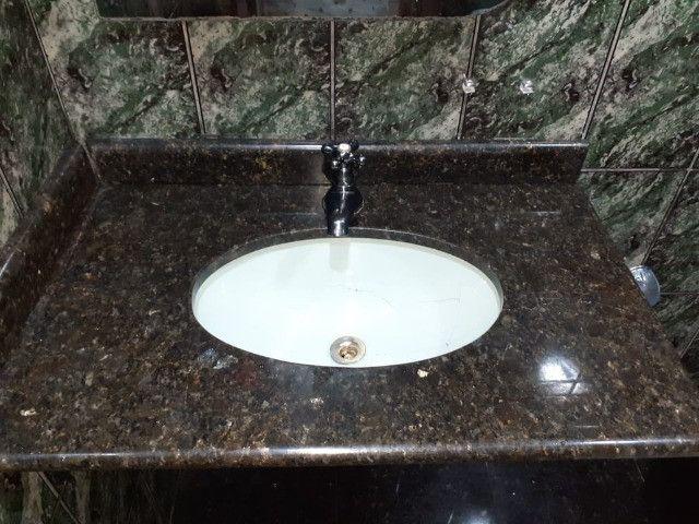 Pia de Granito cor verde Ubatuba - Foto 2