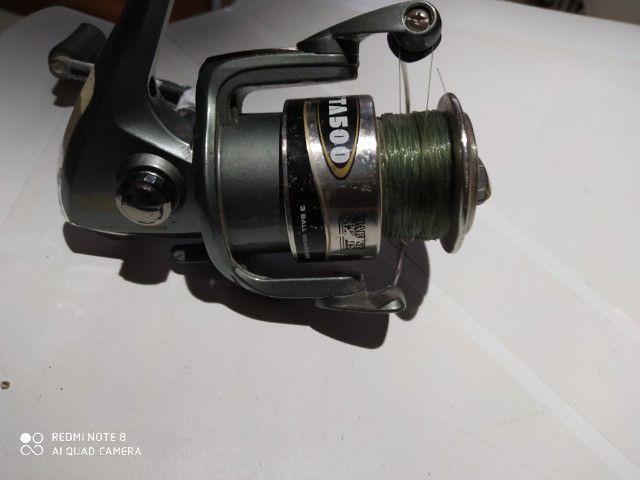 Molinetes de pesca - Foto 5