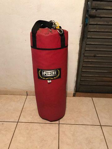 Saco de Pancada Punch - 90 cm  - Foto 2