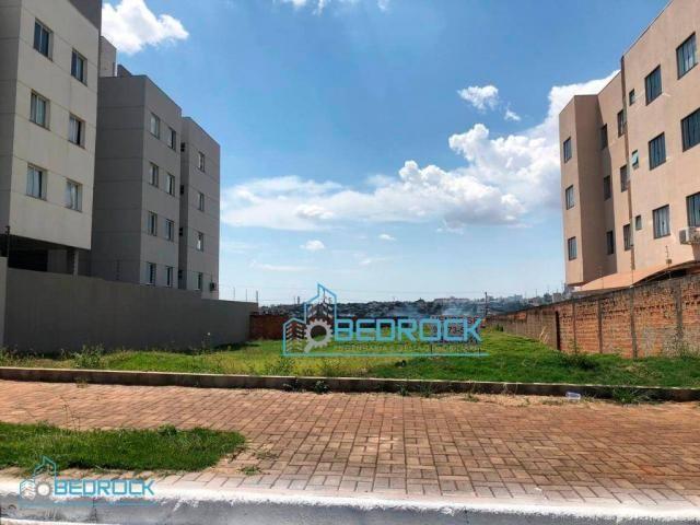 Terreno à venda, 720 m² por R$ 730.000,00 - Santa Cruz - Cascavel/PR