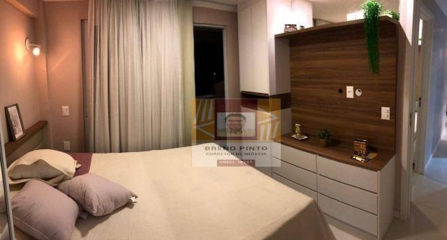 Apartamento para venda com 3 quartos e lazer completo no Guararapes - Foto 18