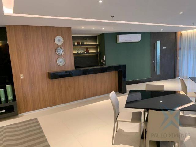 Apartamento com 4 dormitórios à venda, 219 m² - Dionisio Torres - Fortaleza/CE - Foto 3