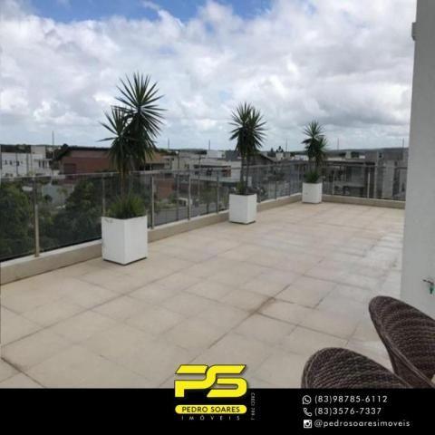 Casa com 5 dormitórios à venda, 381 m² por R$ 2.400.000 - Intermares - Cabedelo/PB - Foto 3