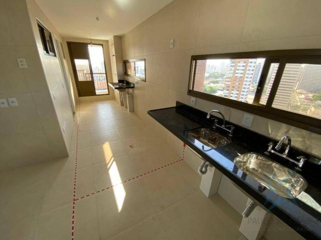Apartamento com 4 dormitórios à venda, 219 m² - Dionisio Torres - Fortaleza/CE - Foto 16