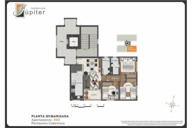 Apartamento à venda com 3 dormitórios em Ana lúcia, Sabará cod:272991 - Foto 3