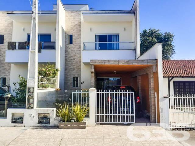 Casa à venda com 2 dormitórios em Costeira, Balneário barra do sul cod:03016448