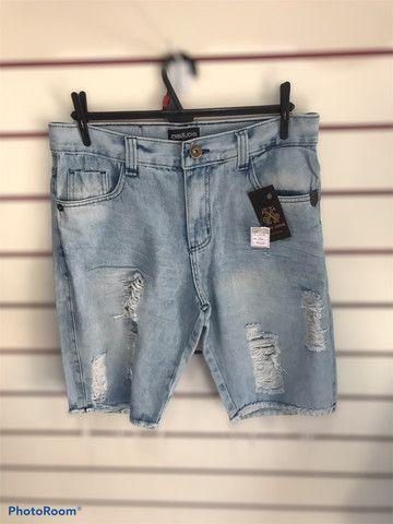 Shorts jeans masculino - Foto 4