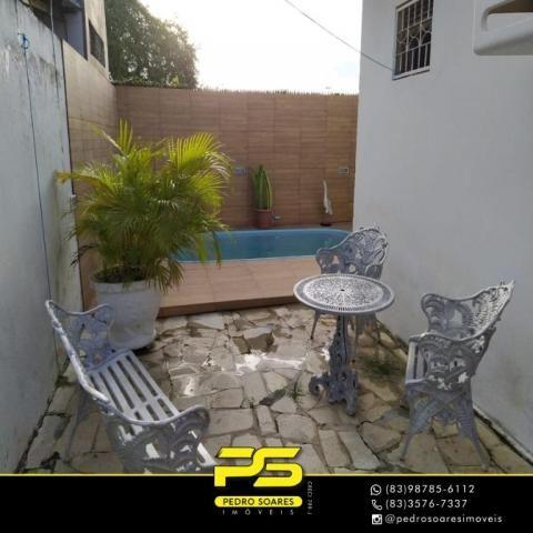 Casa com 5 dormitórios à venda por R$ 520.000 - Camboinha - Cabedelo/PB - Foto 11
