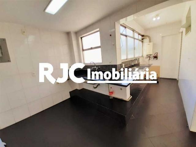 Apartamento à venda com 3 dormitórios em Tijuca, Rio de janeiro cod:MBAP33132 - Foto 14