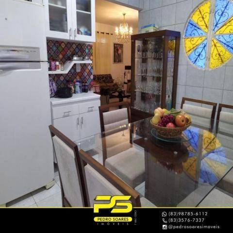 Casa com 5 dormitórios à venda por R$ 520.000 - Camboinha - Cabedelo/PB - Foto 5