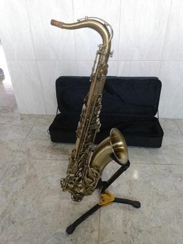 Sax tenor Eagle envelhecido