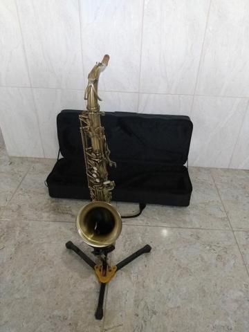 Sax tenor Eagle envelhecido - Foto 3