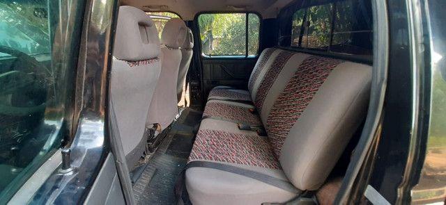 D20 cabine dupla 1994 completa - Foto 6