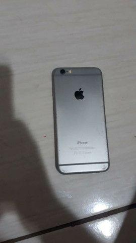 Iphone 6 64gb icloud desbloqueado - Foto 2