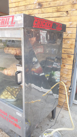 Máquina de assar frango  - Foto 3
