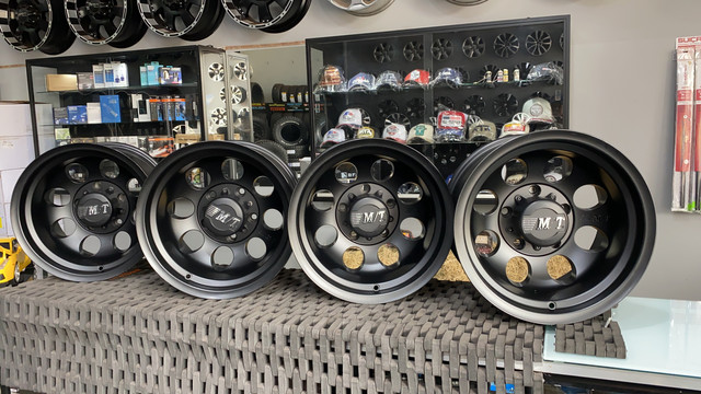 Rodas Mickey Thompson ?15x10 5x139 - Foto 7