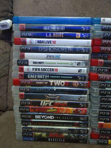 Jogos Originais PS3 - Leia - Foto 2
