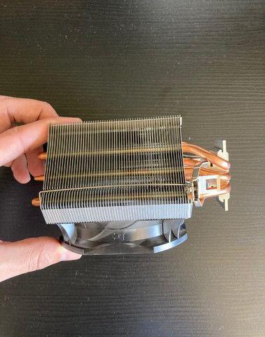 Cooler de CPU - Zalman CNPS7X LED (Usado) - Foto 5