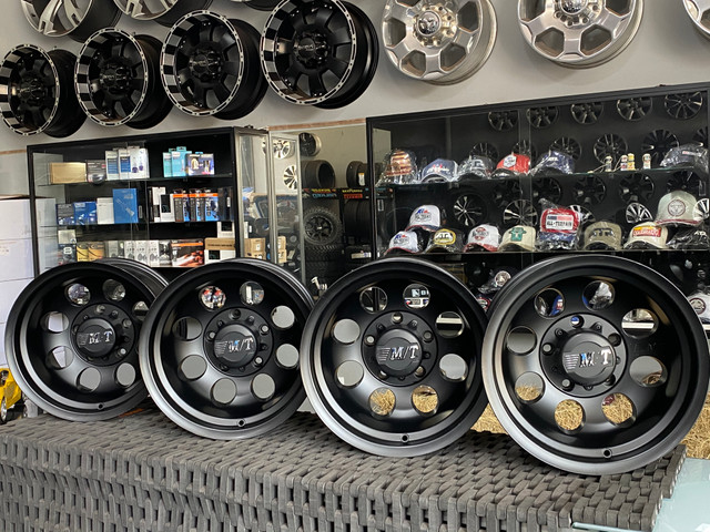 Rodas Mickey Thompson ?15x10 5x139 - Foto 10