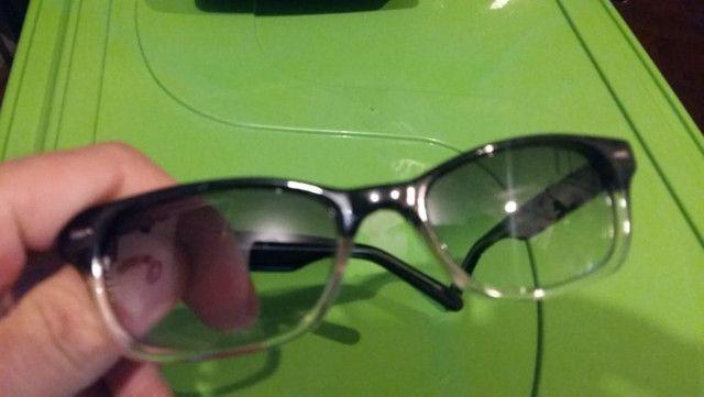 Óculos e lentes azuis - degradê - Foto 2