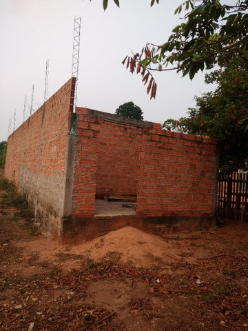 Vende-se está casa em fase de contrução valor 45000 aceita proposta - Foto 2