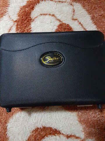 Trompete Pocket Shelter dourado. - Foto 6