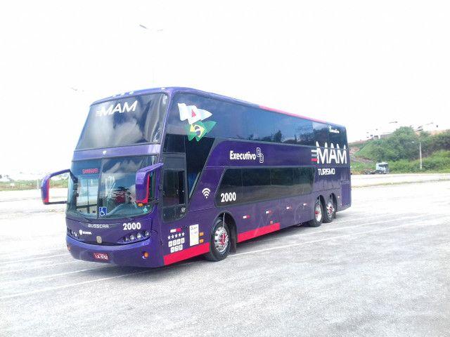 Ônibus DD scania k124 - Foto 2