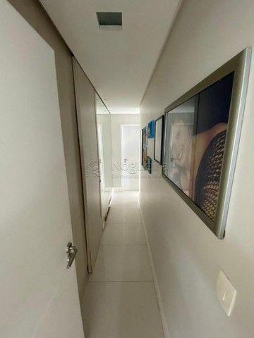 Hh1319  Setubal, apto 174m, 4 quartos, 3 suites,  3 vagas, 16´andar, $7300 tudo incluso - Foto 17