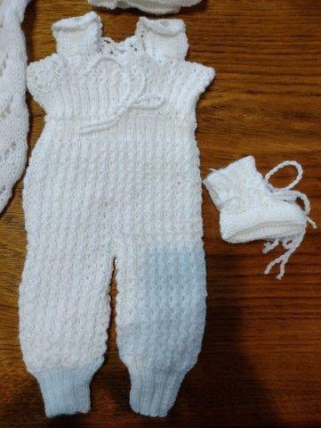 Conjunto de bebê  - Foto 2