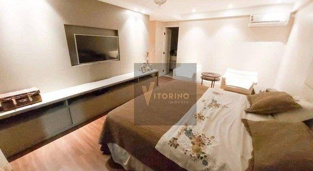 Apartamento com 3 dormitórios para alugar, 290 m² por R$ 7.000,00/mês - Manaíra - João Pes - Foto 16