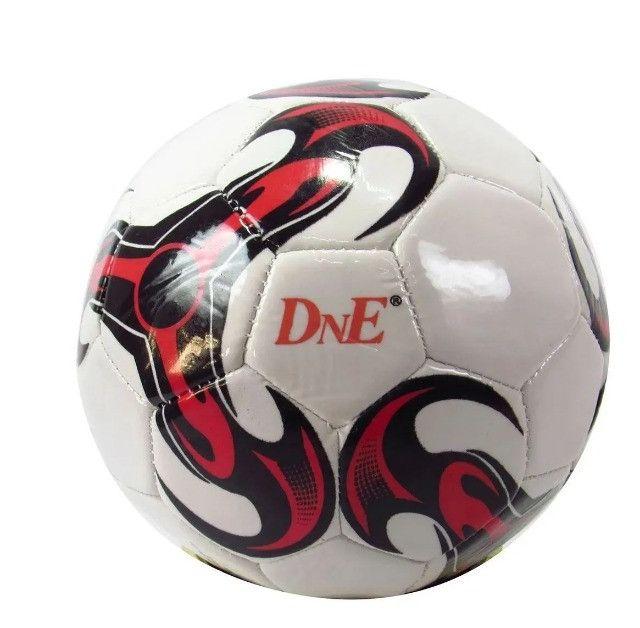 555 - Bola de Futebol Para Campo Sport Tamanho 5 PVC - Foto 4