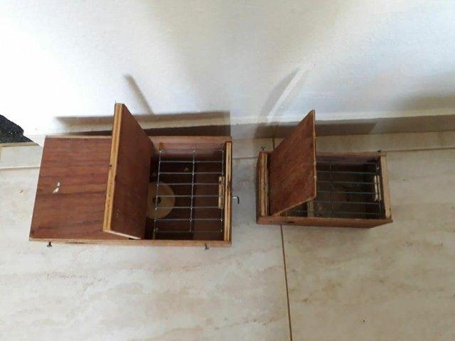 2 caixas de ninho por R$ 65,00 - Foto 4