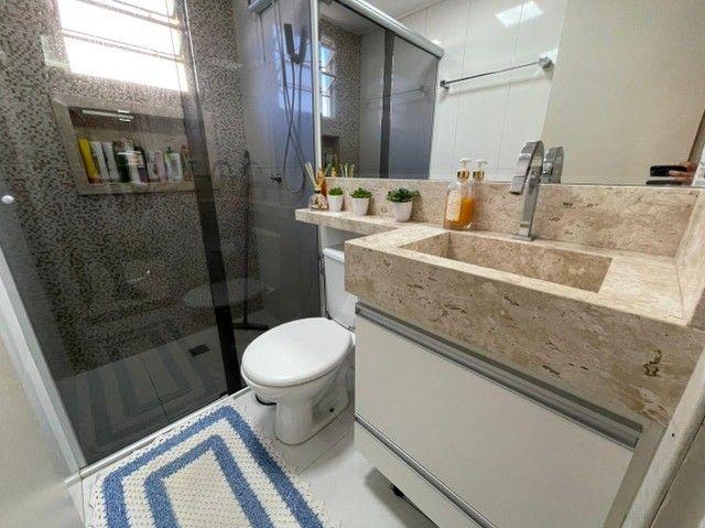 Lindo Apartamento Residencial Tulipas Todo Reformado e Mobiliado - Foto 11