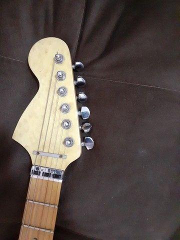 Guitarra Tagima Série Especial Braço modificado por Luthier - Foto 5