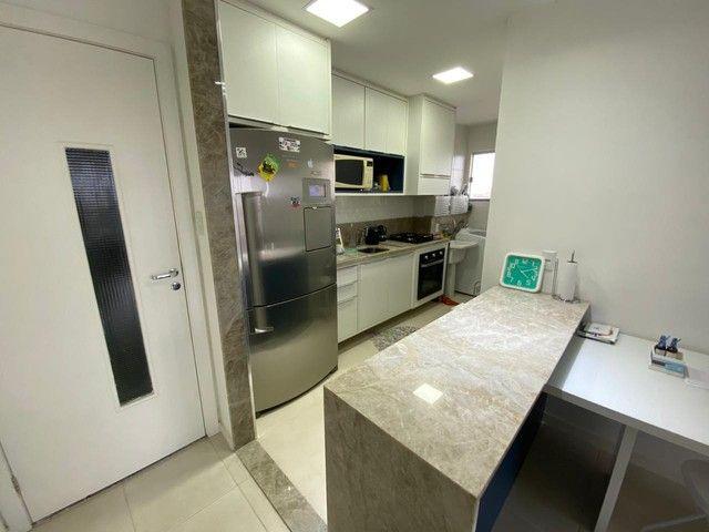 Vila Laura - 2/4 com Suíte em 61 m² - Nascente - Andar Alto - 2 Vagas - Localização Excele - Foto 17
